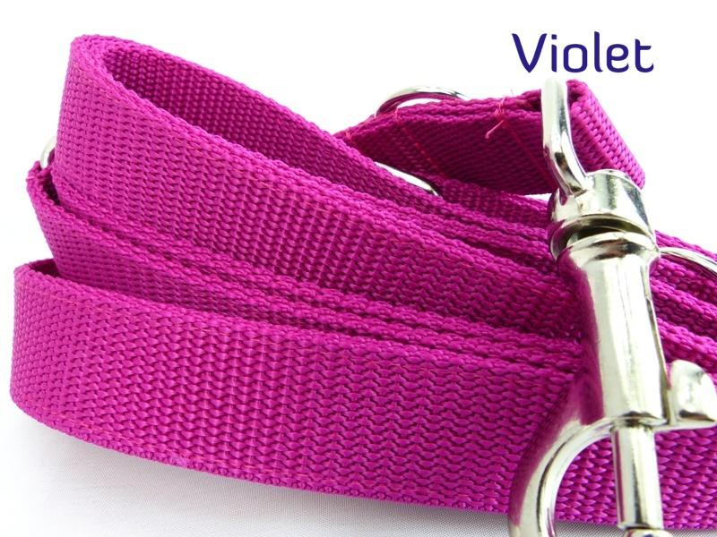 Violet webbing long lead