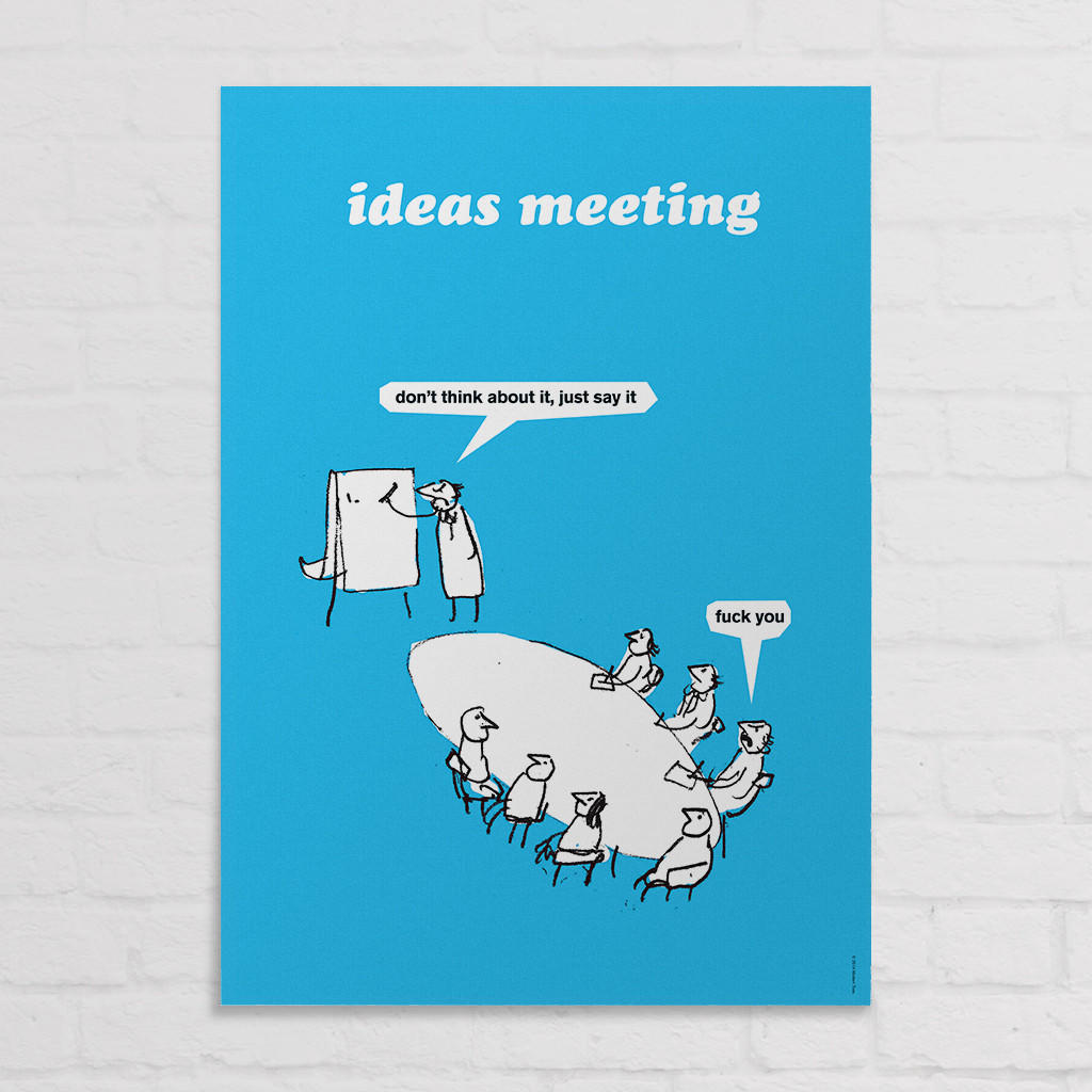 Ideas Meeting