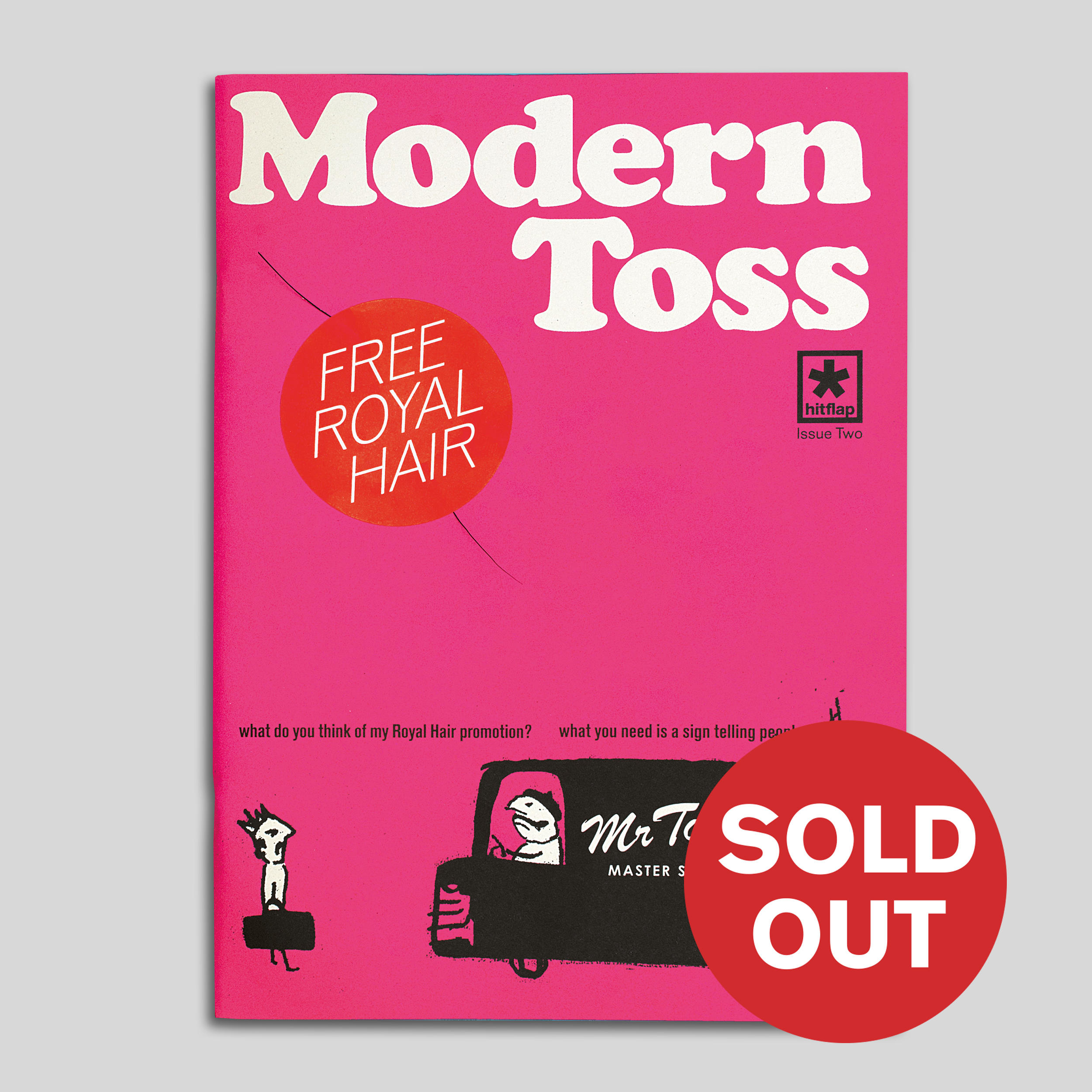 Modern Toss Issue 2