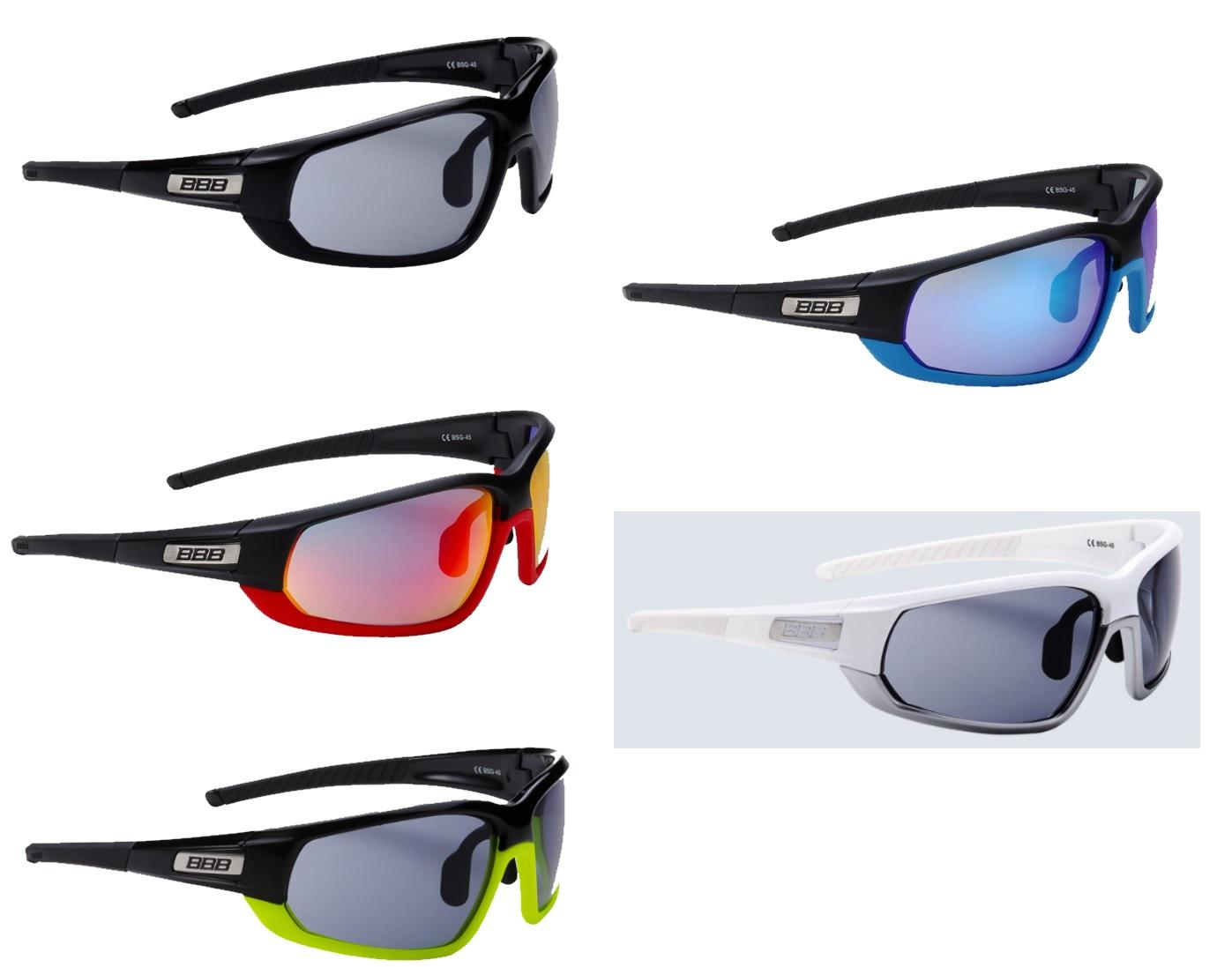 a57d75899e BBB BSG-45 Adapt Sport Glasses 5 Colours Available