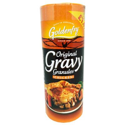Lewis Food Wholesalers- Goldenfry Chicken Gravy 400g x6