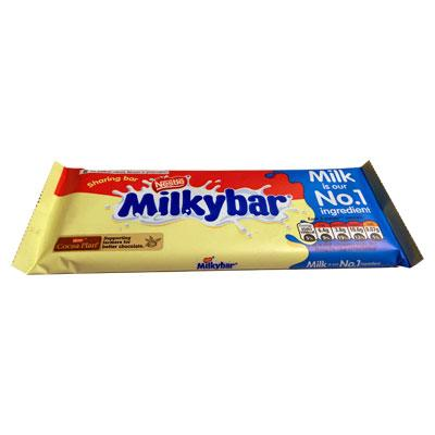 Lewis Food Wholesalers- Milky Bar 100g x12