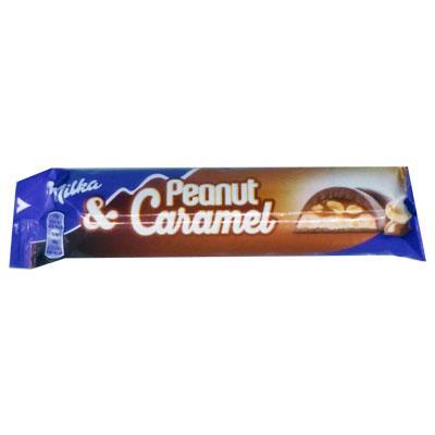 Milka Caramel Peanut Lewis Food Wholesalers