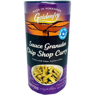Lewis Food Wholesalers- Goldenfry Curry Sauce Granules x6