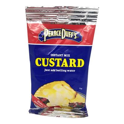 Lewis Food Wholesalers- Pearce Duff Custard 72gr x24