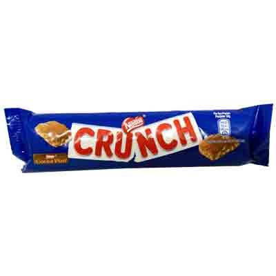 Lewis Food Wholesalers- Nestle Crunch Milk x36