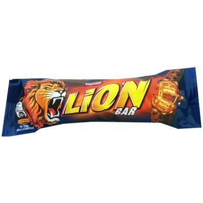 Lewis Food Wholesalers- Nestle Lion Bar x40