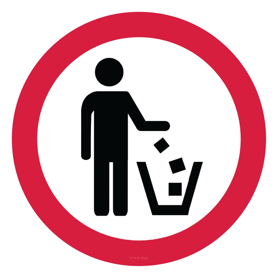 Target Home Decor Site Sign Circular Litter Sign