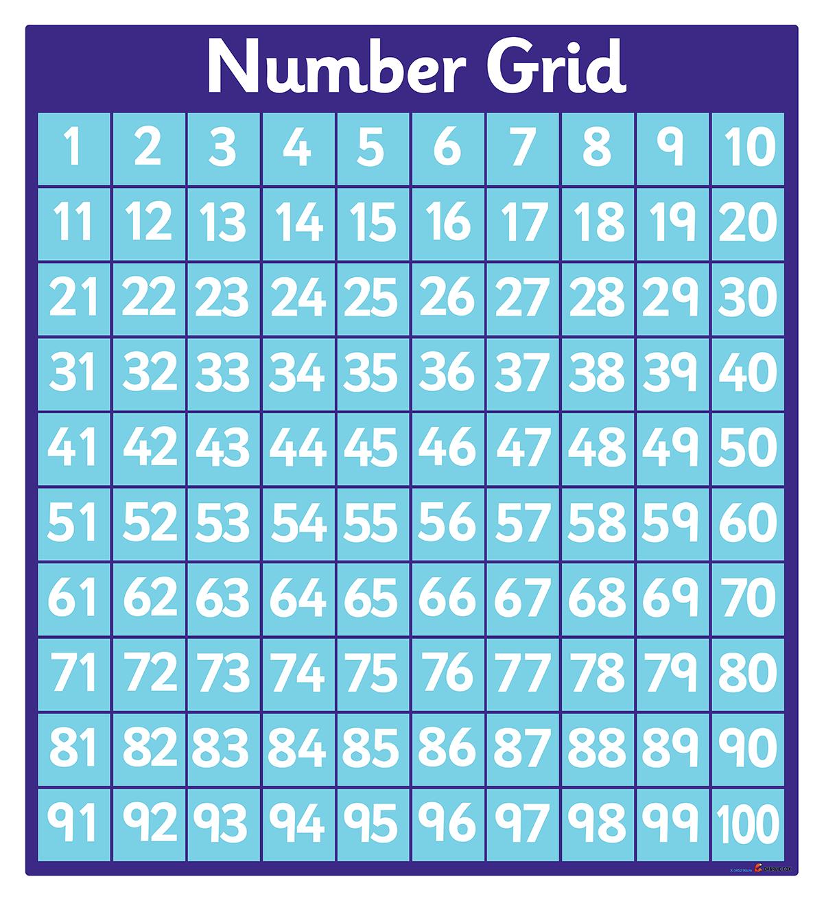 worksheet Number Grids number grids