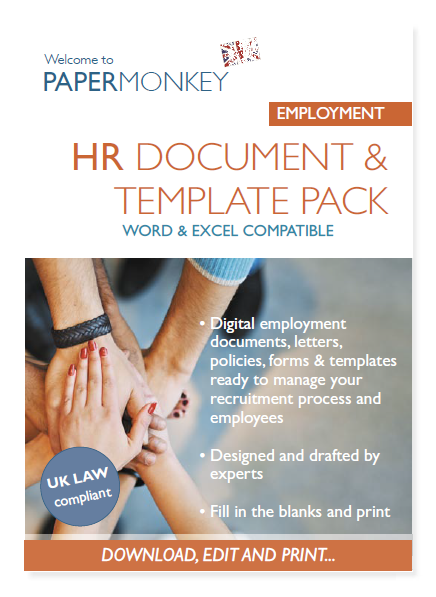 papermonkey business documents hr uk