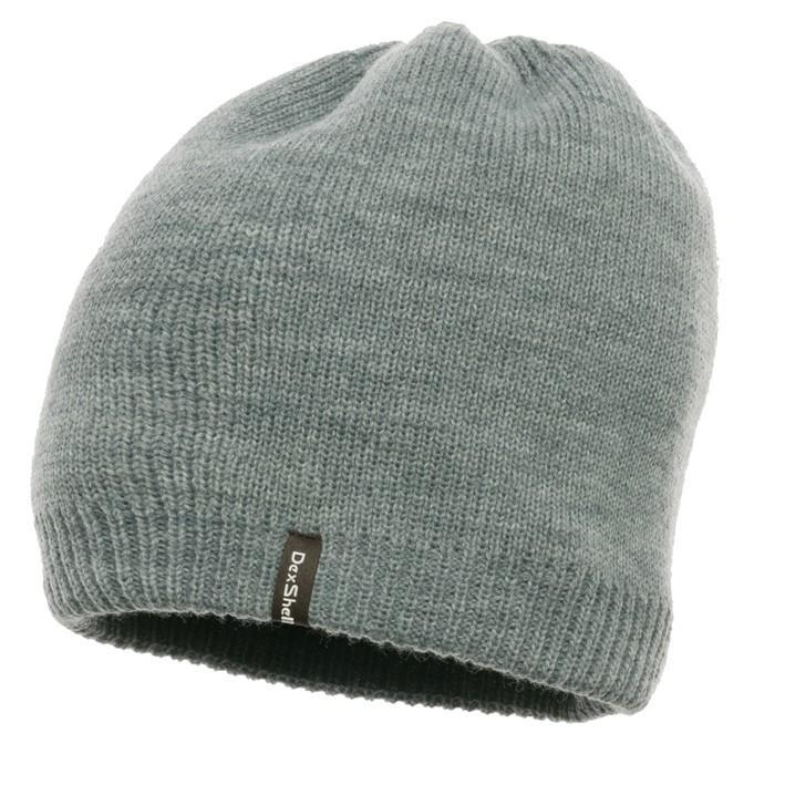 66a8e08d789 Dexshell Beanie Hat Solo Grey