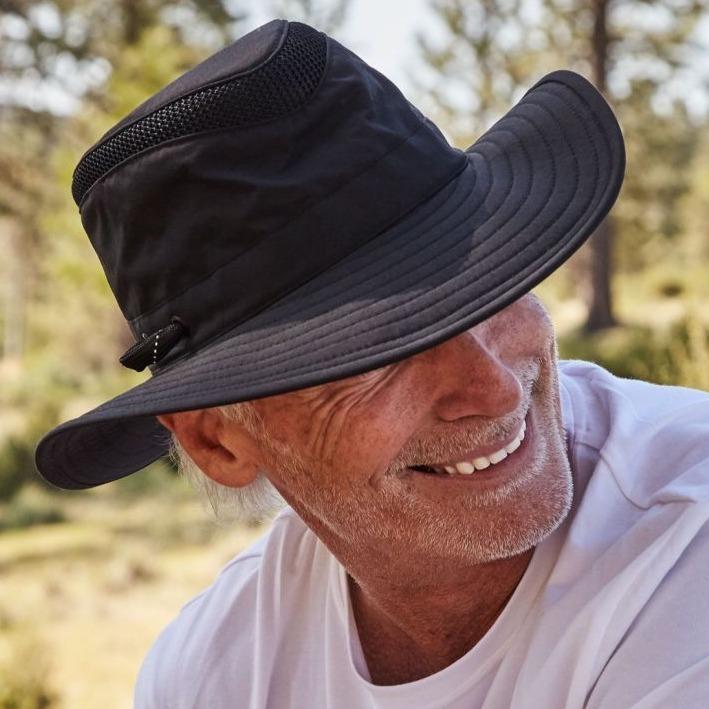 4771bc52fc867 Tilley LTM6 AIRFLO® Hat Black