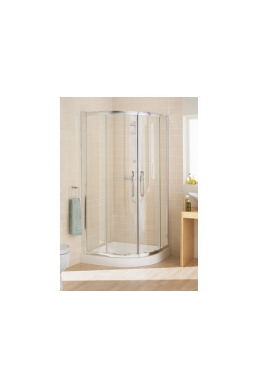 Semi-Frameless Shower Cubicles