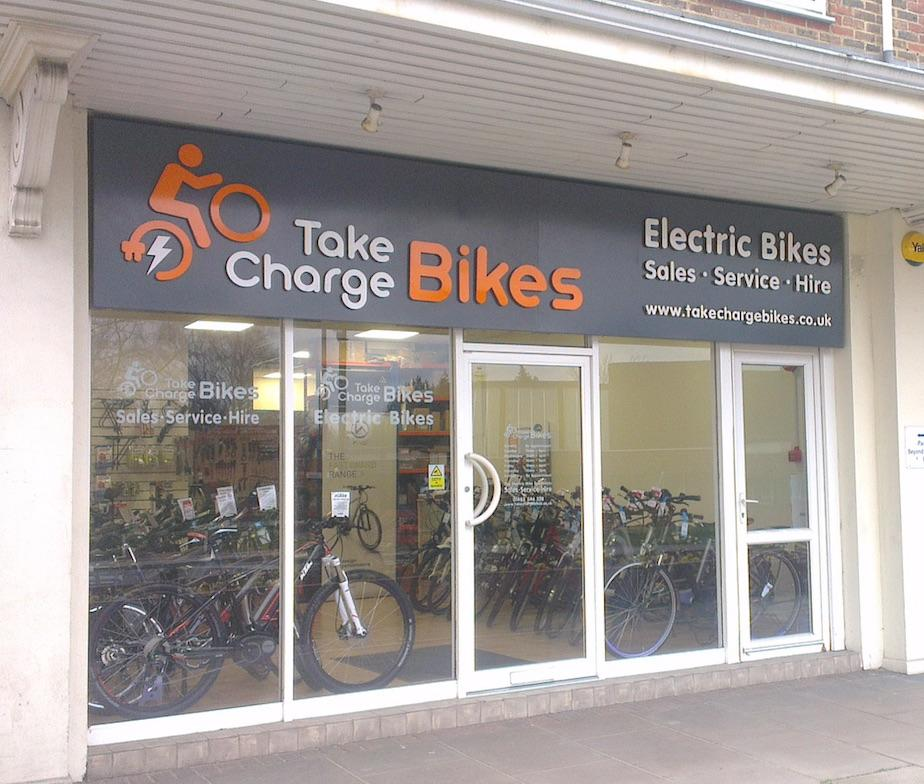 Dealer of the Week - Take Charge Bikes