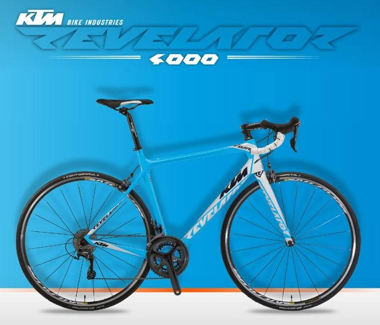 KTM Revelator 4000 9/10 in Cycling Weekly