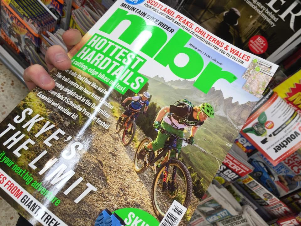 Nutrixxion advertising - MBR Magazine
