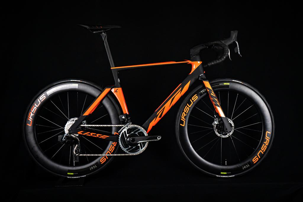 Staff Bike- 2019 KTM Lisse Prestige with Ursus TC67