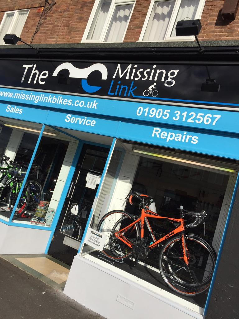 Dealer of the week - The Missing Link - Droitwich