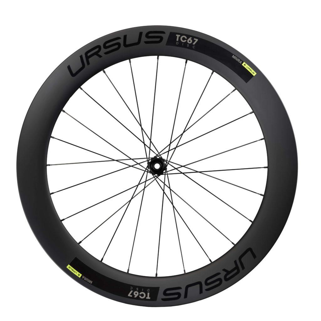 Product of the week - Ursus Miura TC Disc Wheel Series