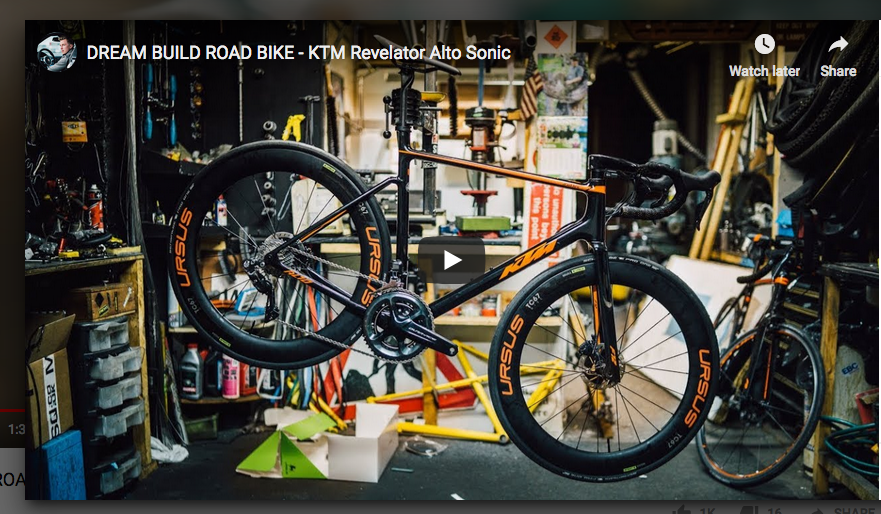 KTM Revelator Alto - Dream Build Video