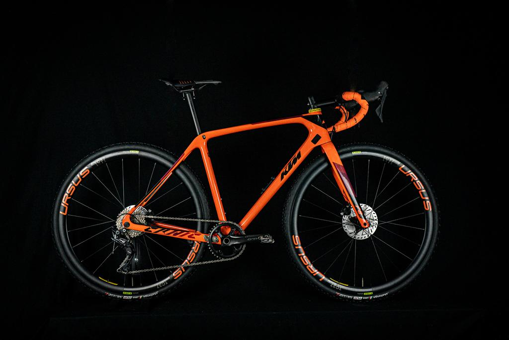 Staff Bike Builds - Tom's KTM/ Ursus Canic