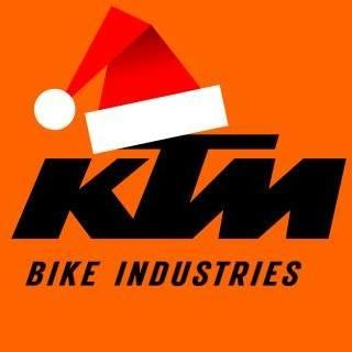 Stock up with KTM for Christmas