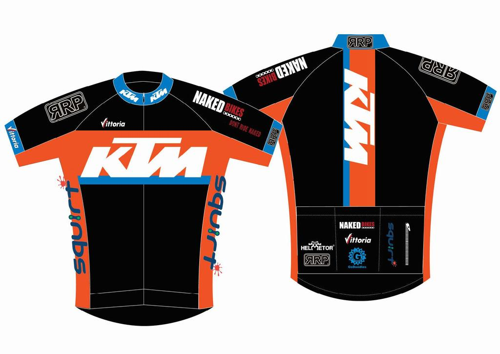 KTM Supported Team News