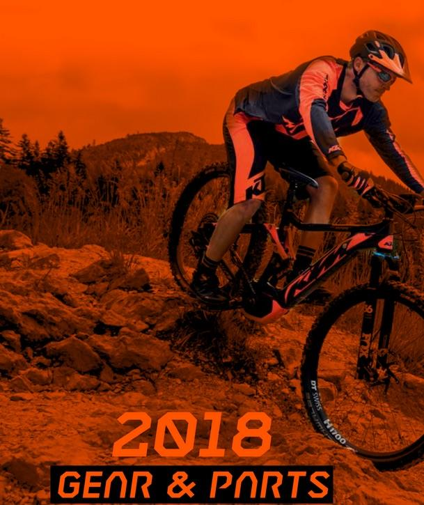 2018 ktm bikes. interesting ktm 2018 ktm parts  gear brochure on ktm bikes b