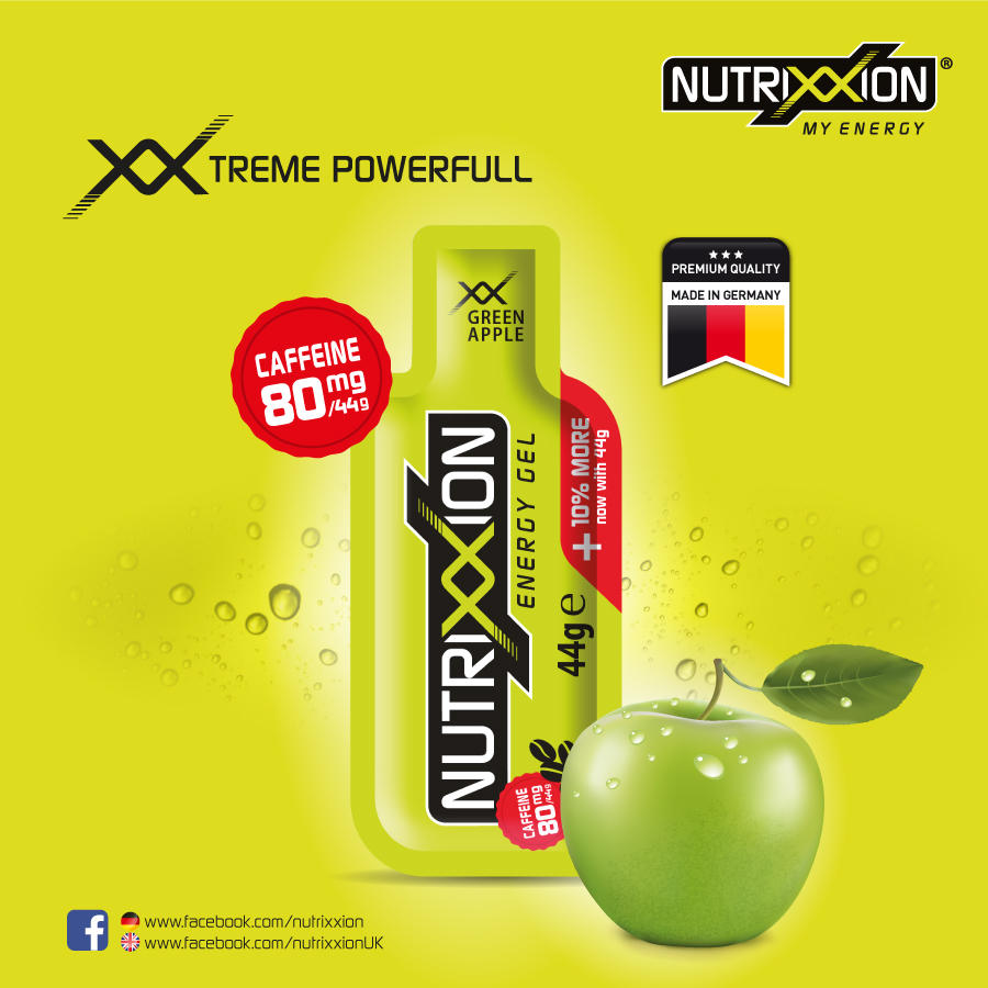 Nutrixxion - Website banners