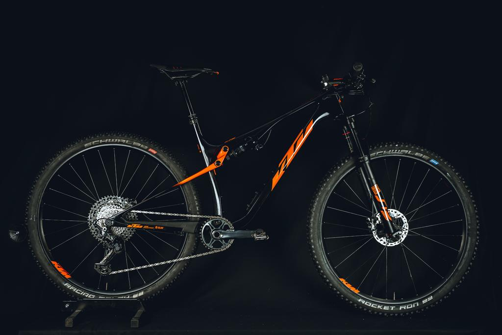 Staff Bike Builds - 2020 KTM Scarp MT Prestige