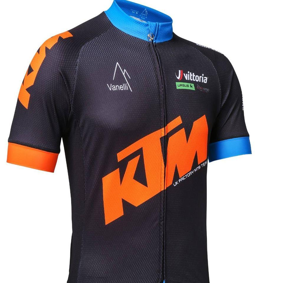 Introducing - The new KTM UK Factory MTB Team