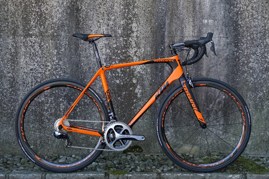 Introduction to the 2016 KTM Revelator