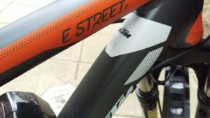KTM Panasonic equipped eStreet P - in stock now