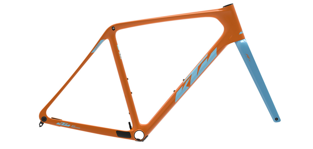 New 2021 KTM Canic CXC Framesets Available to Order!