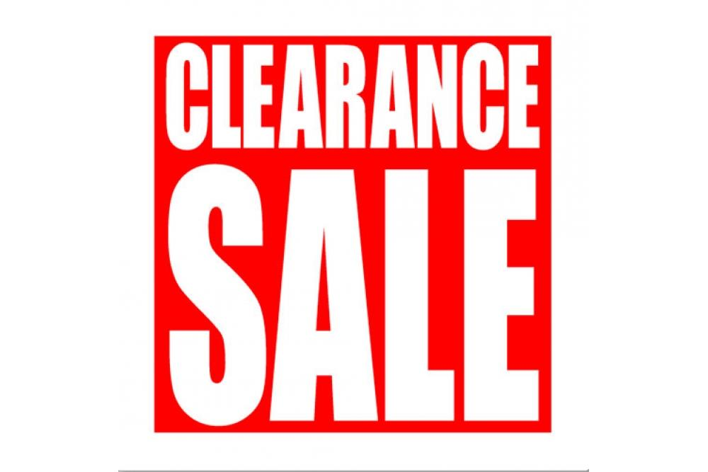 Ex Display and Demo KTM Clearance Sale