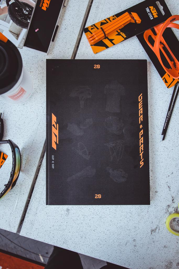 2020 KTM Parts and Accessories Catalogue