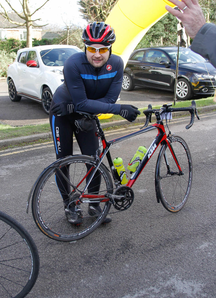 Torelli Mini-Cheshire Winter 100 km Sportive