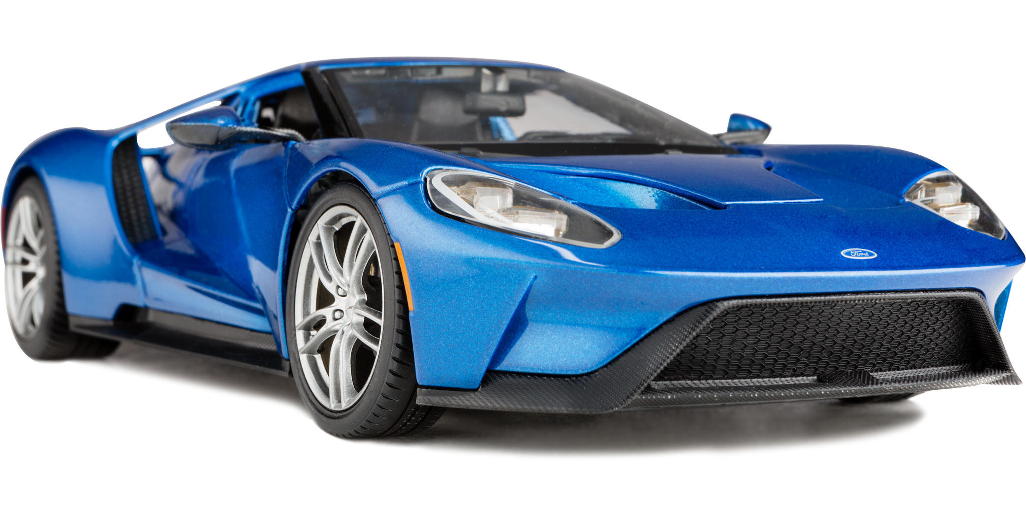 Maisto Ford Gt   Scalecate Model Car