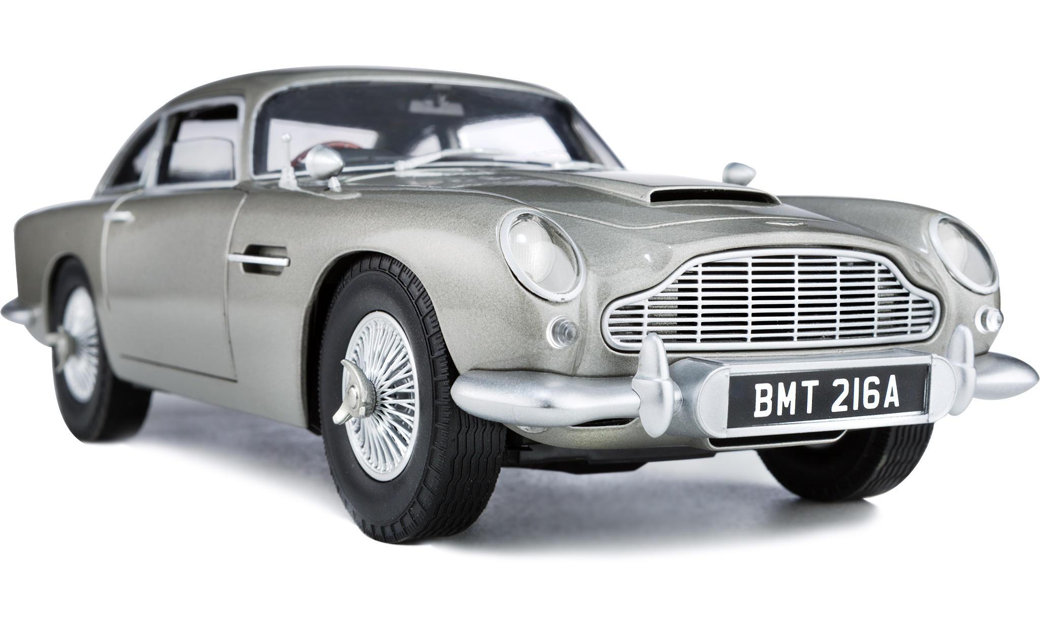 James Bond Goldfinger Aston Martin DB - Aston martin models