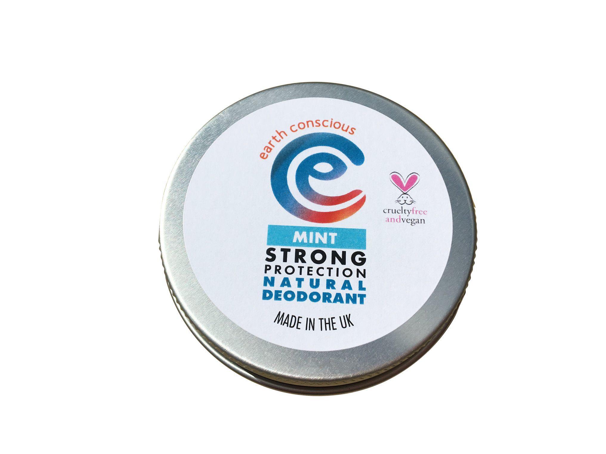 Earth Conscious Deodorant - Fe...