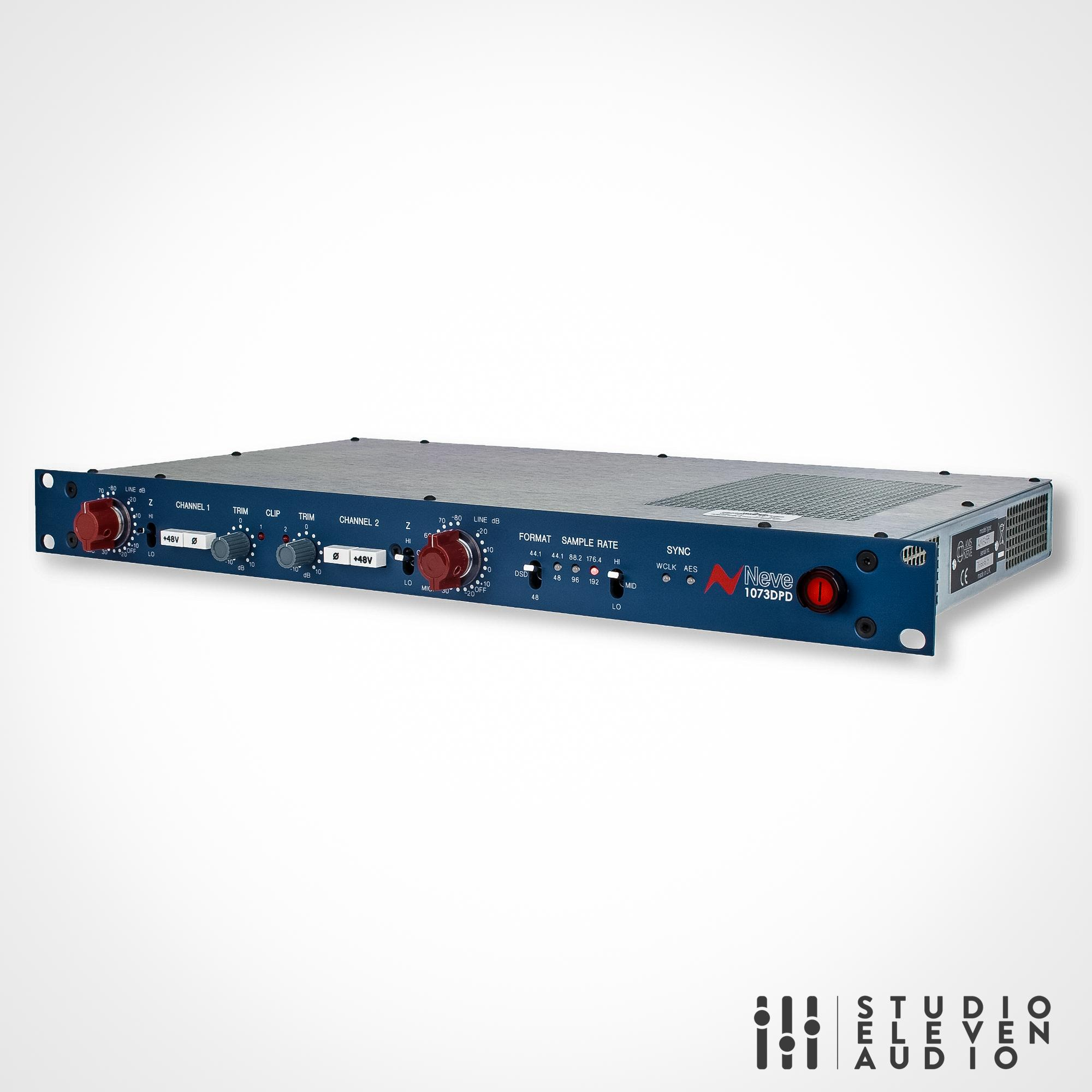 Neve 1073 DPD Mic Preamp