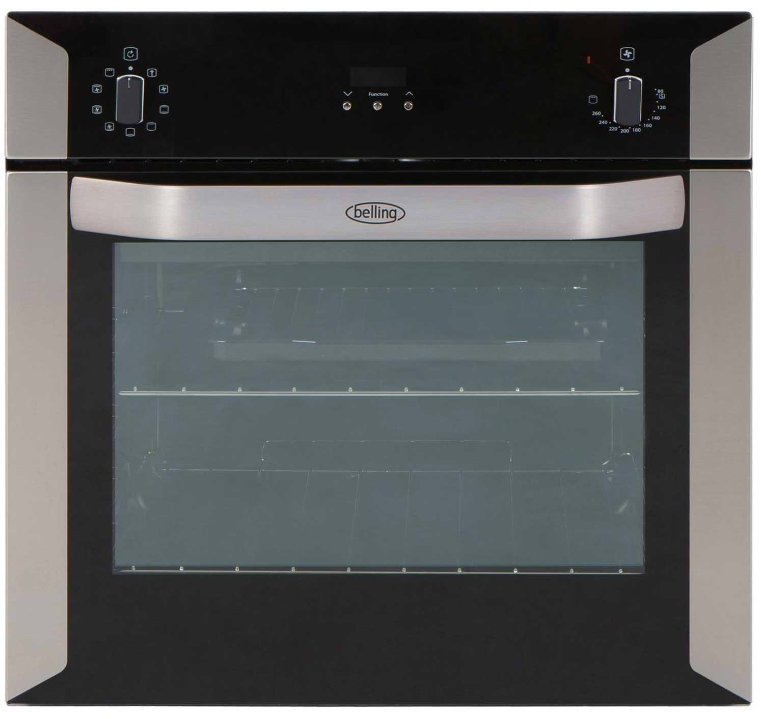 Belling ​BI60MF Built-In Electric Single Oven