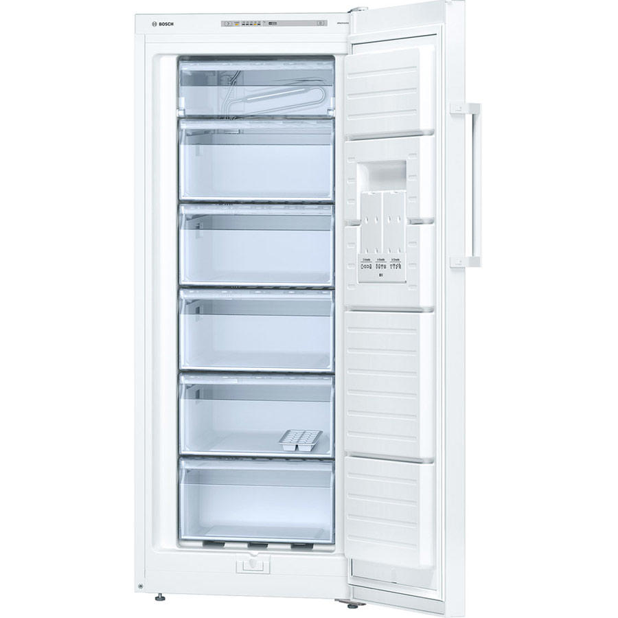 Bosch Serie 4 GSV29VW31G 237 Litre Single Door Freezer