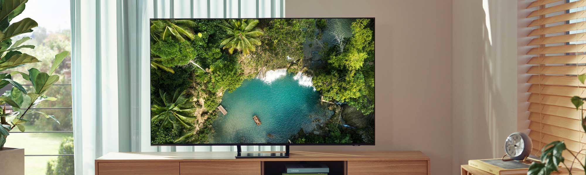 Samsung UE43AU9000KXXU (2021) 43 Inch Smart 4K Crystal UHD HDR TV