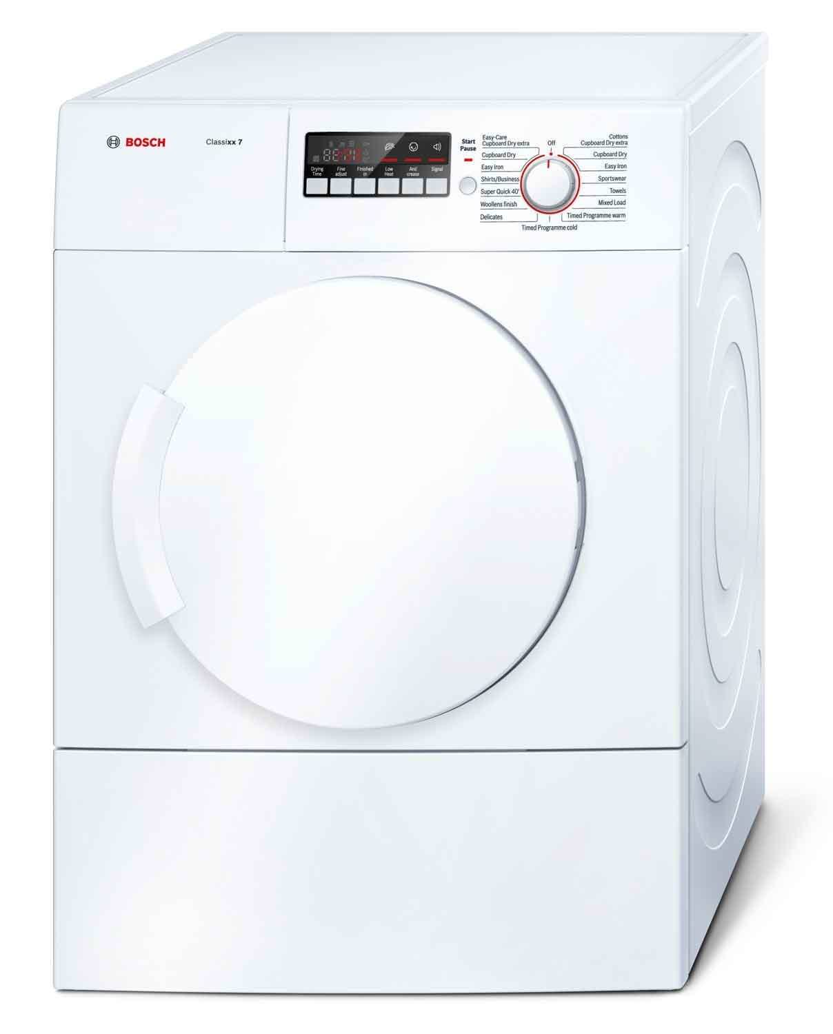 Bosch WTA74200GB 7Kg Vented Tumble Dryer