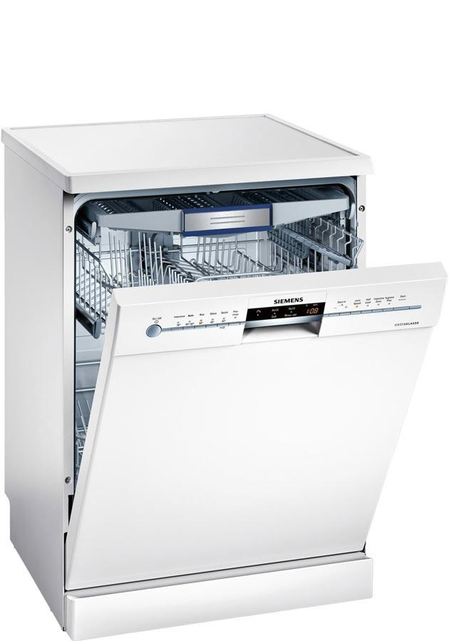 Siemens SN26M293GB 60cm Freestanding Dishwasher