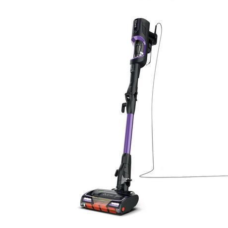 Image of HZ500UK Anti Hair Wrap Corded Stick Vacuum Cleaner | Purple