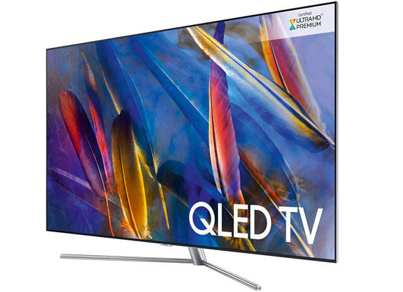 "Samsung QE55Q7F 55"" Q7F Smart 4K Ultra HD HDR QLED TV"