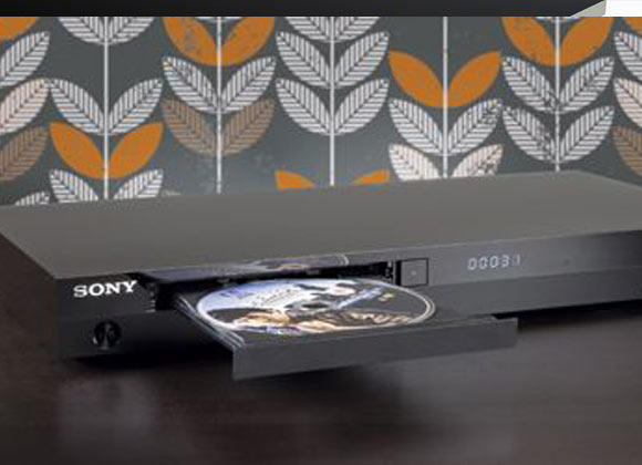 Sony BDP-S7200 4K Upscaling 3D Blu-ray Player