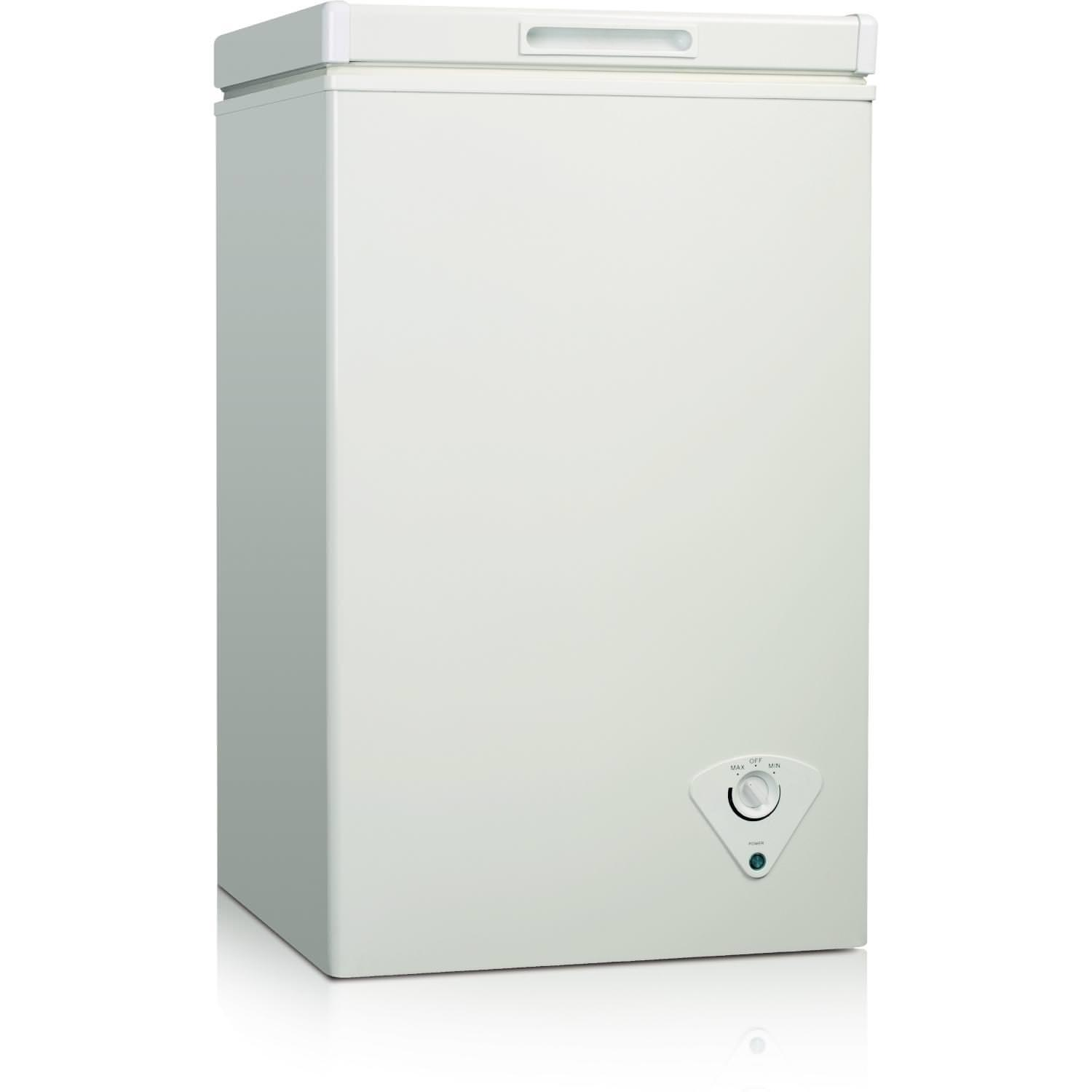 LEC CF61LW 60 Litre Static Chest Freezer